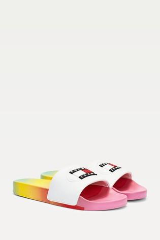 Buy Tommy Hilfiger Pink Rainbow Degrade