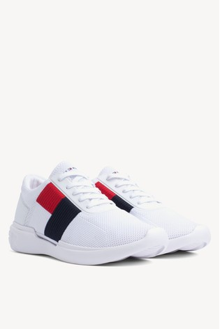 sports shoes a07ea 8d2c7 Tommy Hilfiger Flag Lightweight Trainer