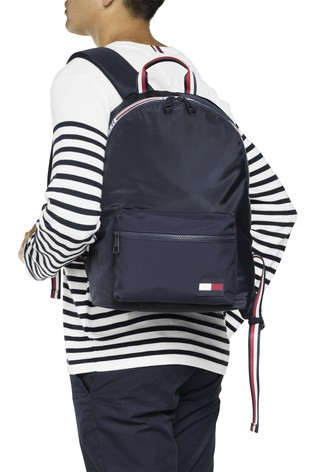 dc211fde Buy Tommy Hilfiger Signature Tape Backpack from Next Israel