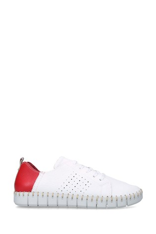Buy Carvela Comfort Coco Red Trainers