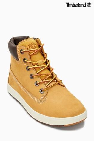 b475fe70df0ca Buy Timberland® Wheat Kids Davis Square 6 Inch Boot from Next Ireland