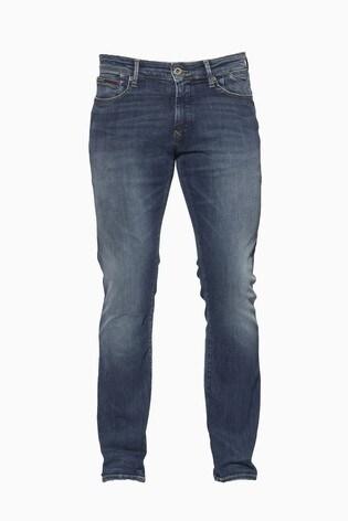 Tommy Jeans Slim Scanton Dynamic Mid Stretch Jean