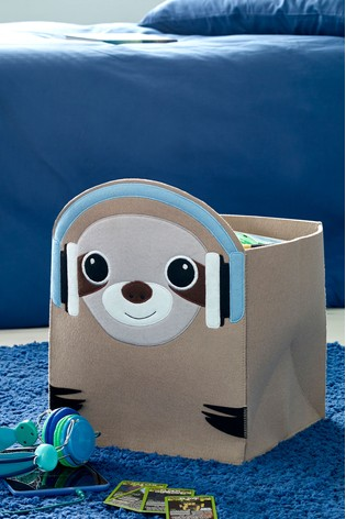 Buy Sloth Storage Cube From Next Argentina