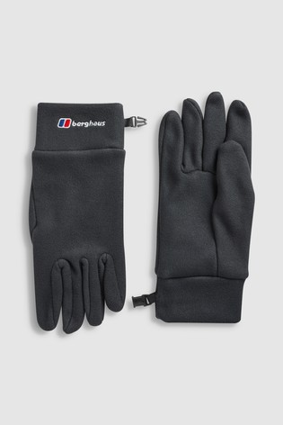 separation shoes d84a1 2b704 Berghaus Black Spectrum Glove
