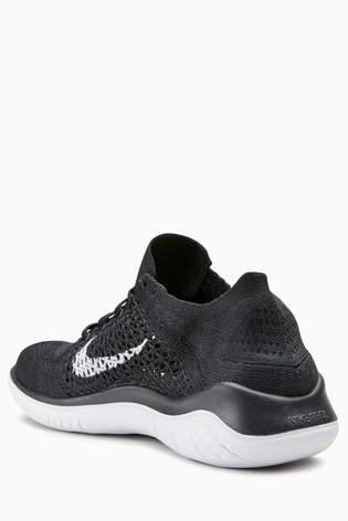 e10987dcf Buy Nike Run Flyknit Free Run 2018 from the Next UK online shop