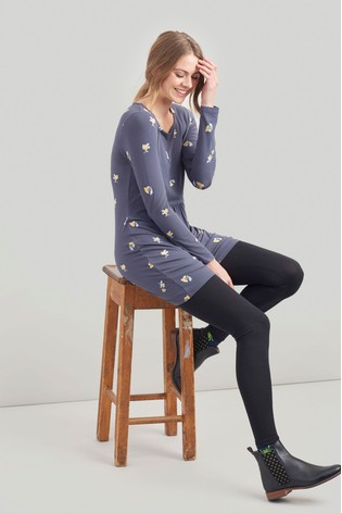 61af223496a Buy Joules Kirsten Long Sleeve Tunic Dress from Next Ireland