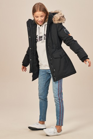 0fa5af689041 Buy Superdry Ashley Everest Coat from Next Ireland