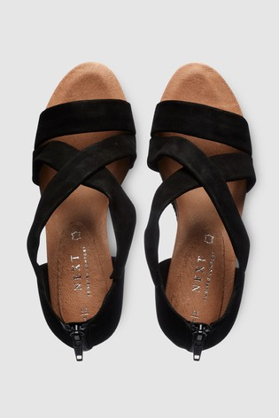 06d3a112db53 Buy Suede Espadrille Wedges from the Next UK online shop