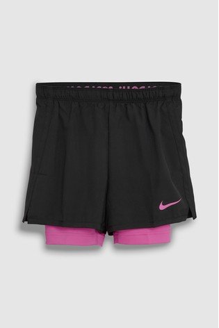 9c6dd3c443701 Buy Nike Dri-FIT 2-In-1 Training Short from Next Ireland