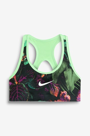 14378735ef Buy Nike Pro Classic Reversible Sports Bra from the Next UK online shop