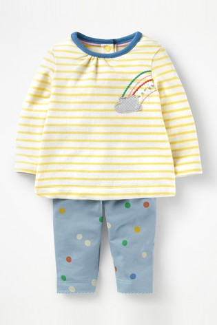 07bd67bae Buy Boden Yellow Supersoft Jersey Play Set from Next Slovakia