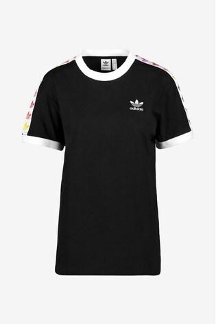 6ab43a56ca adidas Originals Black Pride Tee
