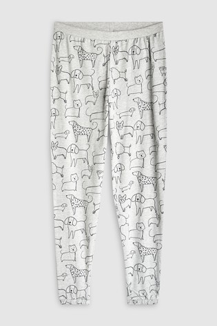 Buy Dog Print Pyjamas from the Next UK online shop f53423164