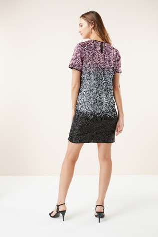 5ba6ddae Buy Ombre Sequin Dress from Next Ireland
