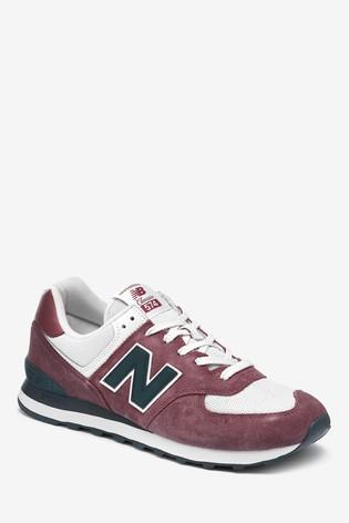szeroki wybór buty do separacji niska cena sprzedaży New Balance 574 Trainers