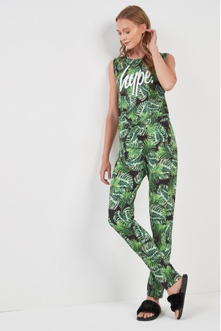 db93a7ff1ae7 Buy Hype. Green Jungle Jumpsuit from the Next UK online shop