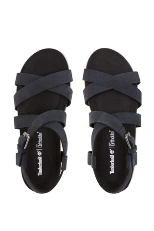 eba34a1bf6be Buy Timberland® Black Malibu Waves Sandal from Next Italy