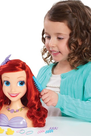 Buy Disney Princess Ariel Styling Head From The Next Uk Online Shop