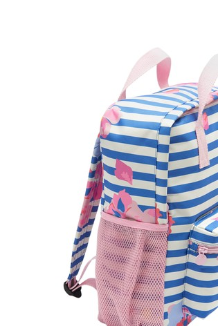 14a6055ba6 Buy Joules Blue Easton Girls Printed Backpack from Next Slovakia