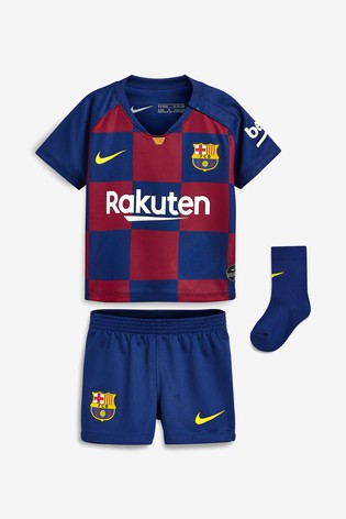 new concept 859c6 0542c Nike FC Barcelona 2019/2020 Kit