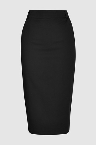 827b6ca522ded Buy Black Tailored Fit Suit  Pencil Skirt from Next Lebanon