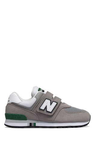 plus de photos 108e8 7f94d New Balance 574 Junior Trainer