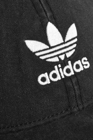 804fc086 Buy adidas Originals Black Acid Wash Cap from Next Hong Kong