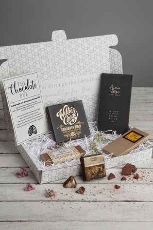 ... Personalised Chocolate Gift Set by Letterbox Gifts ...