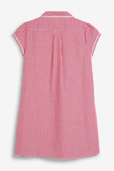 d401deb0d4b8 from Next Slovakia Buy Plus Fit Gingham Dress (3 – 14 rok.)