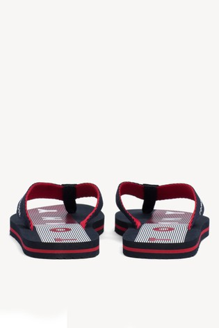 ad3ab8a9bf36 Buy Tommy Hilfiger Flag Print Beach Sandal from the Next UK online shop