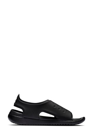 bd0b79a6f7 Buy Nike Black Sunray Adjust Junior & Youth from the Next UK online shop