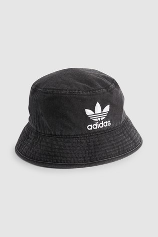 Buy adidas Originals Black Bucket Hat from the Next UK online shop 5e7849982f6