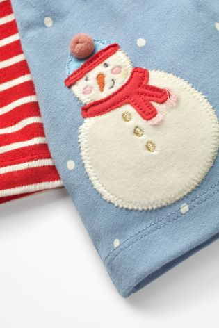 e9d452a22d62 Buy Boden Blue Appliqué Friends Dress Set from Next Ireland
