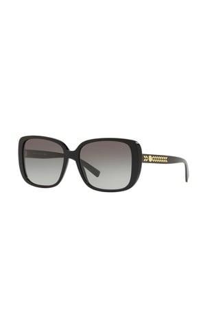 00c1440cdbb8 Buy Versace Black Large Square Sunglasses from Next Ireland