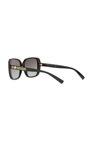 3614aed970d5 Buy Versace Black Large Square Sunglasses from the Next UK online shop