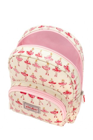 Buy Cath Kidston® Pink Ballerina Stripe Kids Mini Rucksack from Next  Luxembourg 6b96441fe09b7