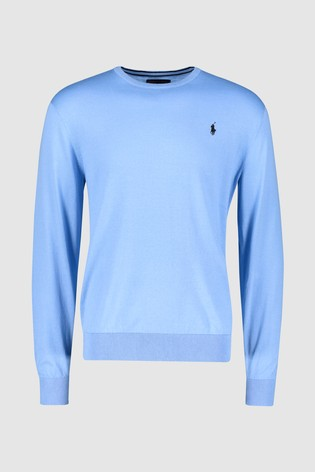 856947081 Buy Polo Golf by Ralph Lauren Crew Neck Jumper from the Next UK ...
