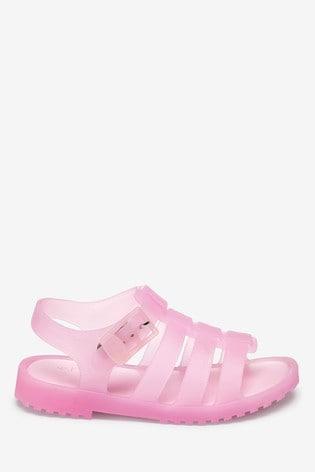 60ee8b4353 from Next Slovakia Buy Jelly Sandals (Mladší)