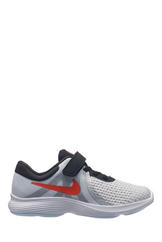 fbfe8cd32 Buy Nike Run Silver Revolution 4 Junior from Next Netherlands