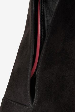 f157f112185d Buy Banana Heel Shoe Boots from the Next UK online shop