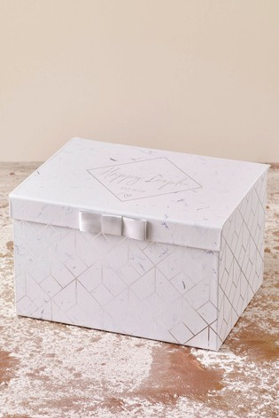 Happy Couple Wedding Keepsake Box