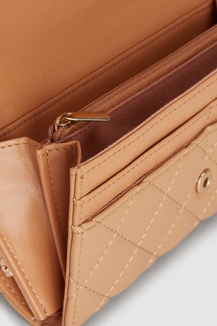 6bf29b3cf4 Buy Quilted Frame Purse from the Next UK online shop