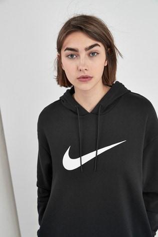 837fab678 Buy Nike Swoosh Longline Overhead Hoody from Next Denmark