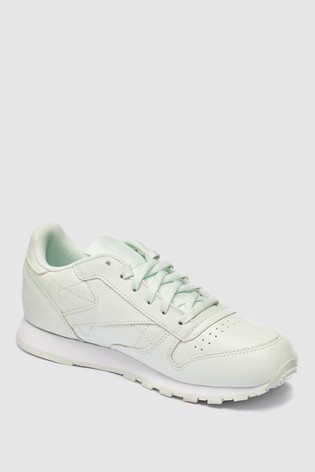 1b1ca2eff26 Buy Reebok Classic Leather Shimmer Youth from the Next UK online shop
