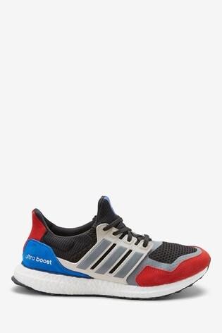 the latest d4351 9f886 adidas Run Black/Red UltraBoost OG