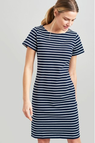 8a1ac8b4d36 Buy Joules Riviera Long Jersey Dress from the Next UK online shop