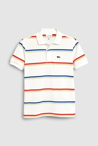 5be966f77c8d0 Buy Lacoste® Pique Polo from Next Slovakia