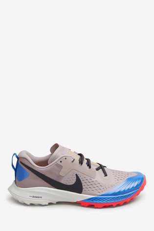 Nike Trail Grey Air Zoom Terra Kiger 5 Trainers