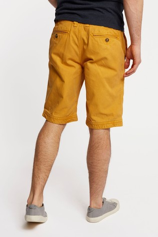56d6b38226 Buy FatFace Yellow Cove Flat Front Short from the Next UK online shop