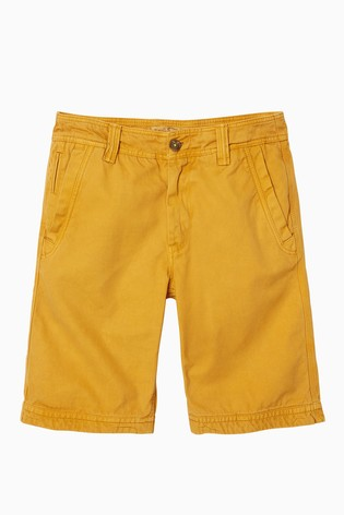 864b1b0cc0 Buy FatFace Yellow Cove Flat Front Short from Next Italy